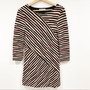 Missoni Wool blend knit mini dress Sz 42 US Sz Med